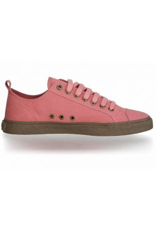 GOTO LO 18 WEGAŃSKIE SNEAKERSY ROSE DUST
