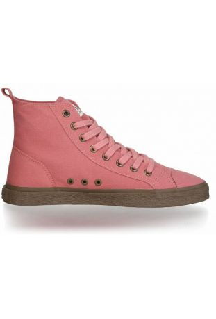 GOTO HI 18 WEGAŃSKIE SNEAKERSY ROSE DUST