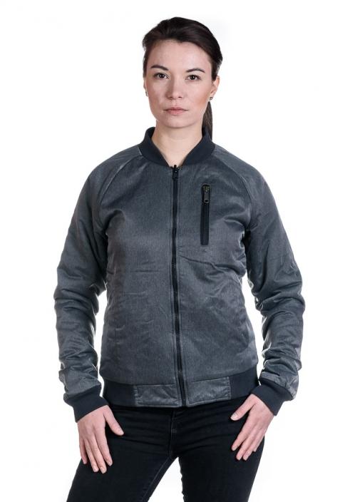 Dwustronna kurtka z bawełny organicznej Reverse