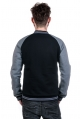 Reverse dwustronna kurtka męska bawełna organiczna