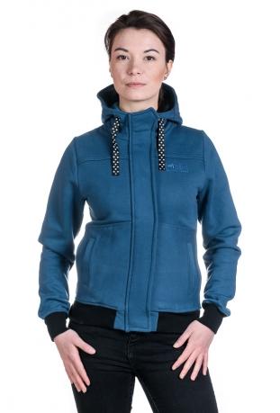 Impuls Bio-Baumwolle Damen-sweatshirt sea
