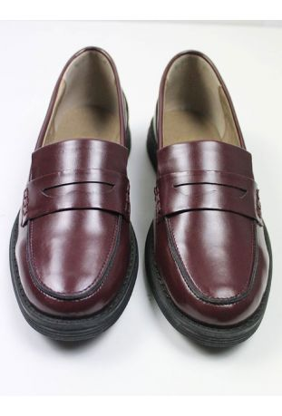 LOAFERS WINE