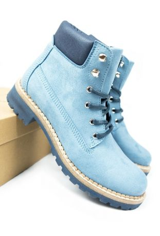 WOMEN'S DOCK BOOTS POWER BLUE