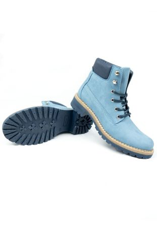 DOCK BUTY DAMSKIE POWER BLUE