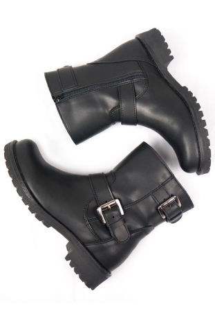 WILL'S VEGAN BIKER BOOTS