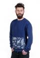 Queens bluza męska bawełna organiczna