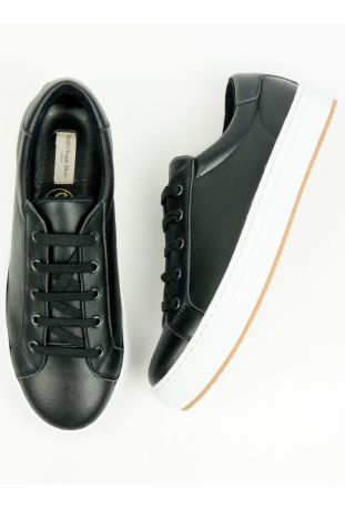 WILL' S WEGAŃSKIE SNEAKERSY SMART BLACK