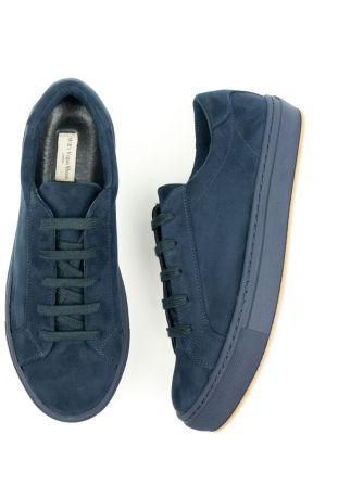 WILL' S COLOUR SNEAKERS NAVY BLUE