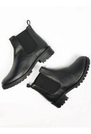 WILL'S Vegan Deep Tread Boots
