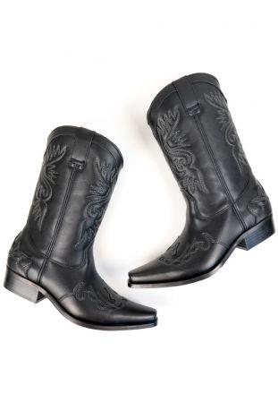 Will's Western Men's Vegan Boots