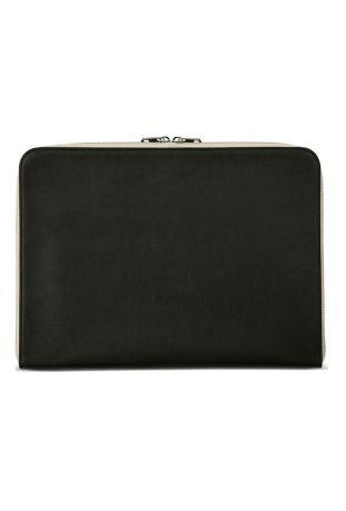WILL'S 13 Inch Vegan Laptop Case Black