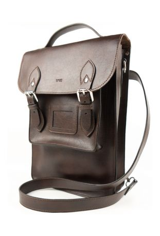 WILL'S Large Vegan Backpack Satchel
