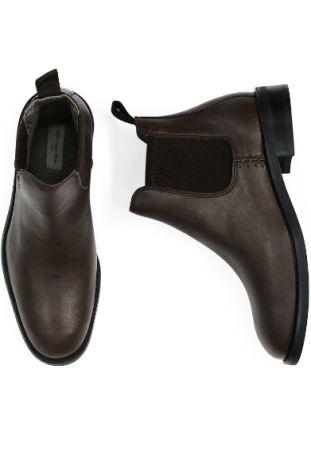 WILL'S Vegan Waterproof Chelsea Boots