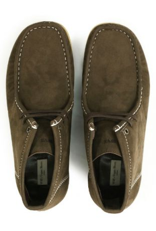 WILL'S Moccasin Dark Brown Weganskie Mokasyny Męskie