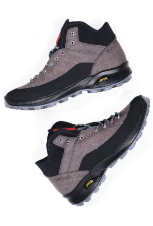WILL'S Cross Hiking Grey Wegańsie Buty Damskie