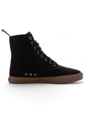 Ethletic Brock Jet Black Vegan Sneakers