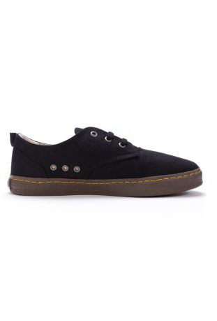 Ethletic Brody Jet Black Vegan Sneakers