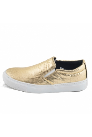 BARE GOLD SNEAKERSY SLIP IN