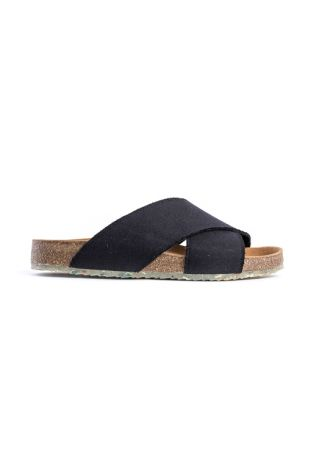 Zouri BLACK SUN vegan sandals