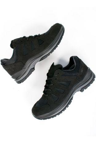 Will's WVSport Walking Shoes Black wegańskie wodoodporne buty damskie