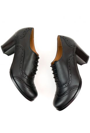 WILL'S City Brogues Black