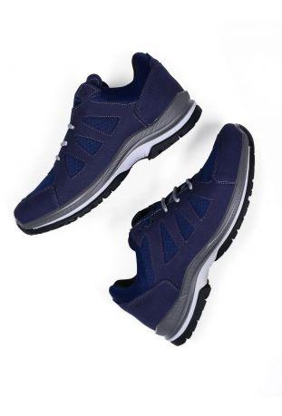 Will's WVSport Walking Shoes Blue wegańskie wodoodporne buty damskie