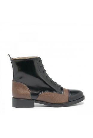 Nae Nicol Black wegańskie buty damskie