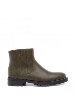 Nae Riley Green wegańskie buty damskie
