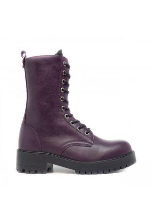 Nae Mandy Purple wegańskie buty damskie