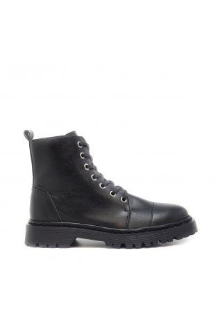 Nae Harley Black wegańskie buty damskie