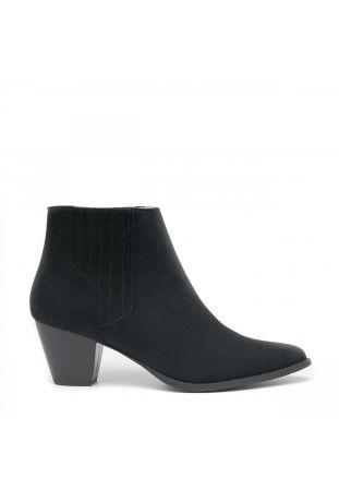 Nae Emily Black wegańskie buty damskie