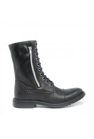 Nae Caleb Black wegańskie buty męskie